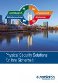 Physical Security Solutions für Ihre Sicherheit