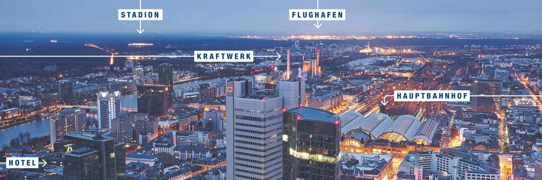 Trendpaper Digitalisierte Gebäude: Zukunft, Konzepte, Technik