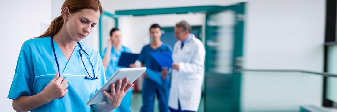 Das digitalisierte Krankenhaus: Technik, die dem Menschen dient