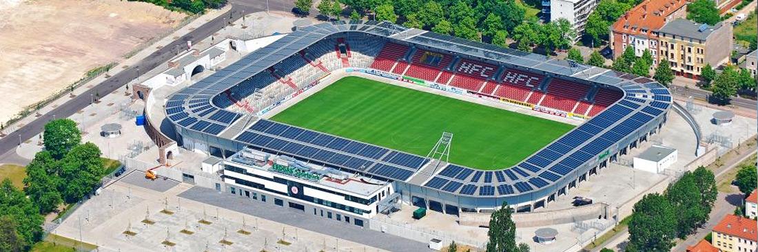 Sicherheitstechnische Komplettlösung bietet sorgenfreies Fußballvergnügen