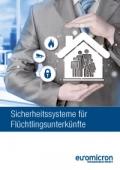 Sicherheitssysteme für Flüchtlingsunterkünfte aus einer Hand