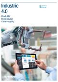 Trendpaper: Industrie 4.0