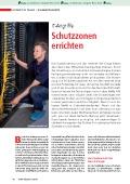 IT-Angriffe: Schutzzonen errichten