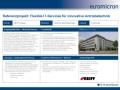 Flexible IT-Services für innovative Antriebstechnik