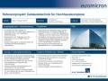 Gebäudetechnik für Hochhauskomplexe